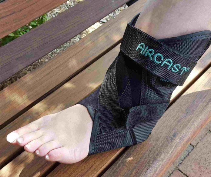 best ankle brace for sprain
