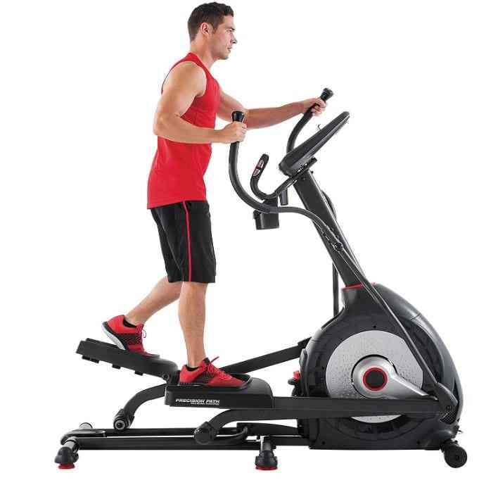 best elliptical machine for bad knees