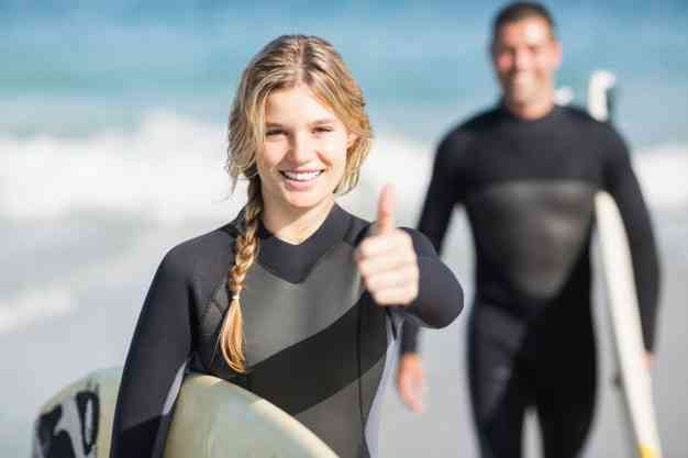 best women's wetsuits for surfing