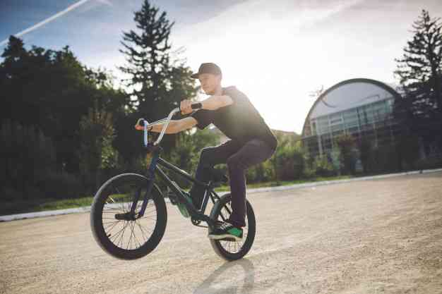 Best BMX bikes for street riding